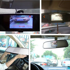 "4.3"" LCD TFT Car Reverse Rear View Mirror Monitor Camera Color HD LCD Display"