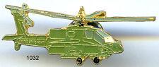 PINS1032  - PIN'S AH 64 APACHE