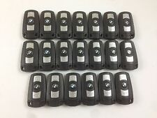 KLG KR55WK49147 BMW LOT OF 20 SMART KEY LESS GO REMOTE OEM X6 X5 BATTERY COVER