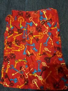 Lularoe TC Leggings Keys NEW