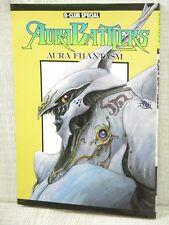 AURA BATTLERS DUNBINE w/Poster Art Illustration Book BN22*