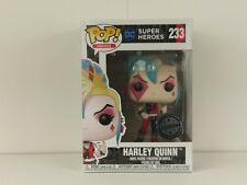 Harley Quinn And The Skull Bags Pop Vinyl Funko Exclusive Punk