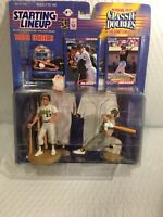 A'S JOSE CANSECO/MARK MCGWIRE MLB STARTING LINEUP CLASSIC DOUBLES 1998 SERIES