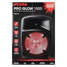 ION iPA114 Audio PROGLOW 1500 In Music Brand, Inc. Ion Pro Glow 1500 Bt Speaker