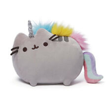 Gund New * Pusheenicorn * 13-Inch Plush Pusheen the Cat Kitty Comic Stuffed