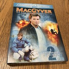 MacGyver - The Complete Second Season (Dvd, 2005, 6-Disc Set)