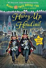 Hurry Up, Houdini! (Magic Tree House (R) Merlin Mission) by Mary Pope Osborne