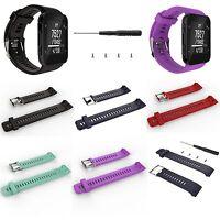 Silikon Armband Uhrenarmband Strap mit Tools für Garmin Forerunner 35 Uhr Watch