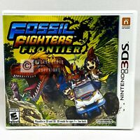 Fossil Fighters Frontier - Nintendo 3DS - Brand New | Factory Sealed
