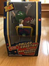 M&M Wild Thing Rollercoaster Candy Dispenser 2002