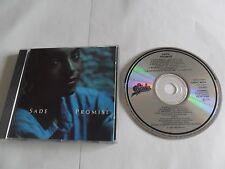 Sade - Promise (CD 1985) JAPAN Pressing