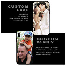 Custom UV-printed phone case for IPhone and Samsung