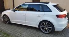 Minigonne laterali sottoporta Audi A3 8V Sportback Sline 5 porte dal 2012