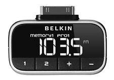 Belkin TuneFM ipod iphone transmetteur fm haut contraste écran rétroéclairé F8Z179ea