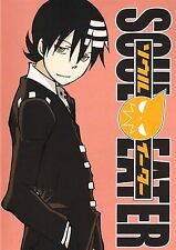 "❤️ Soul Eater - Death the Kid Poster Silk anime art wall decor size 12x17"" SoE32"
