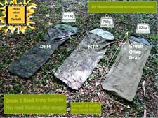 More details for bivy bivi grade 1 used olive, dpm & mtp gore-tex camping sleeping bag bushcraft