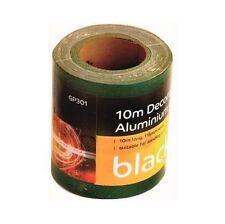 Blackspur 10m Roll Medium Aluminium Oxide Sandpaper Sand Paper 80 Grit