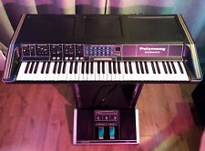 Moog POLYMOOG 100% Functional , Just Serviced , Cleaned , Keyboard Like New