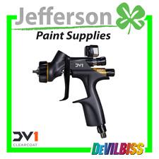 DeVilbiss DV1CBAR13C1 Digital Clearcoat Spray Gun Clear Gun