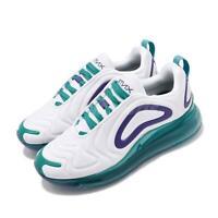 Nike Wmns Air Max 720 White Purple Spirit Teal Women Running Shoes AR9293-100