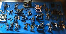 Medieval Crusaders, Knights &   Fantasy Warriors-Check The Photos - 25+ Pieces!