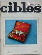 Revue CIBLES - 66 - AVRIL 1975 - FUSIL D'ASSAUT ISRAELIEN GALIL