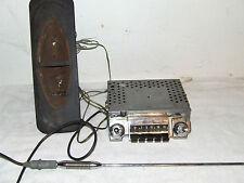 1961 1962 Chevy  STROMBERG CARLSON Car Tube Radio Stereo w/ Fomoco Antenna 61 62