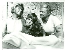 DORIS DAY BRIAN KEITH RICHARD STEELE WITH SIX YOU GET EGGROLL 1972 NBC TV PHOTO