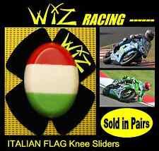 WIZ ITALIAN FLAG KNEE SLIDERS