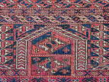 Antiker Turkmenistan Tekke Namazlik Gebets-Teppich! Prayer-rug Tapis Tappeto