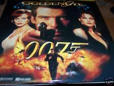 Goldeneye 007 Jamesbond, Pierce Bronston Letterbox LD