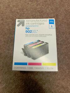 HP 902XL Ink Cartridge - BNIB - 3 Colors