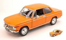 Bmw 2002 Ti 1972 Orange 1:24 Model 4053OR WELLY