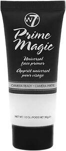 W7 PRIME MAGIC FACE FOUNDATION PRIMER CAMERA READY PROFESSIONAL MAKE UP