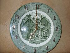 Old Curiosity Shop Clock Royal China