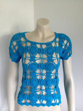 Handmade Hand-wash Only Solid Tops & Blouses for Women
