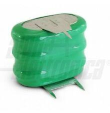 Batteria ricaricabile NI-MH 3,6V 160mAh circuito stampato 25x18,5x14,5mm