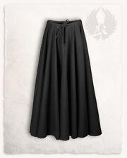 Ursula Rock Premium Baumwolle schwarz LLARP Mittelalter (2-AA0303 rechts)