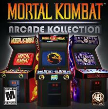 Mortal Kombat Arcade Kollection (PC, 2012) [Steam]