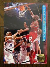 1996 Stadium Club Michael Jordan #101  NM-MT PSA ?