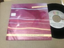 """DAVID BOWIE SPANISH 7"""" SINGLE SPAIN EMI 85 THIS IS NOT AMERICA SYNTH POP"""