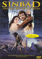 Sinbad And The Eye of The Tiger New DVD