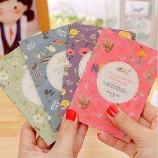 Mini Pocket Size Ruled Lined Note Paper Notepad Memo Notebook School Supplies