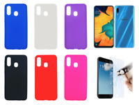 Case Cover Gel TPU Silicone For Samsung Galaxy A40 (4G) 5.9""