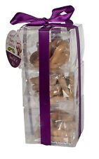 5X 3 Pack Festive Christmas Whole Wheat Pet Dog Puppy Biscuit Treats Gift Set**