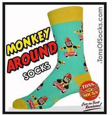 Men's Monkey Around Socks