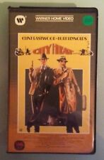 "clint eastwood  CITY HEAT  burt reynolds    VHS VIDEOTAPE ""big box"""