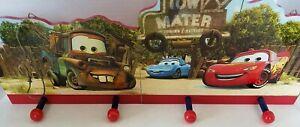 Delta Children Disney/Pixar Cars Coat or Towel Rack Colorful Tow Mater