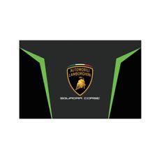 Lamborghini Squadra Corse Flag