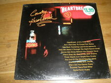 COUNTRY HEARTBREAK various artists LP Record - sealed